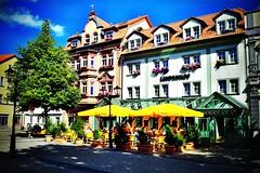 That's a hotel in Ilmenau.