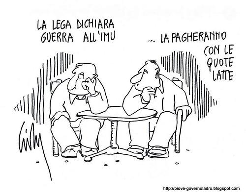 Imu e Latte by Livio Bonino