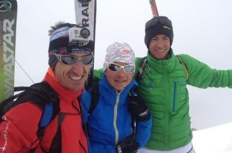 Světový šampión v alpinismu zemřel při horském výstupu