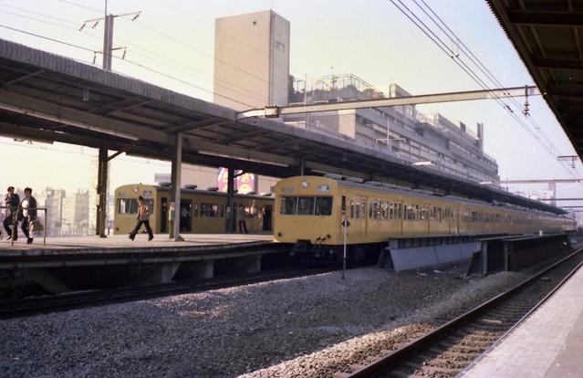 国鉄101系 (3)