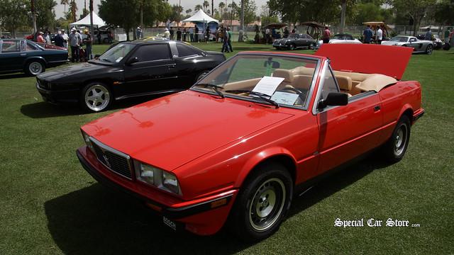 1987 Maserati Spyder