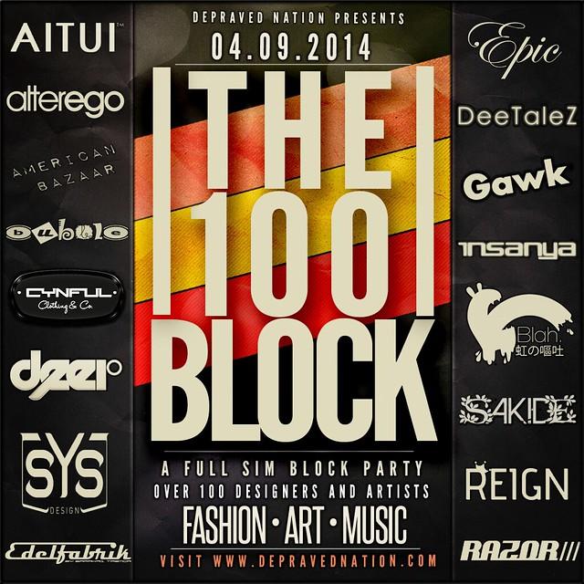 100 Block 2014