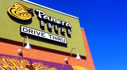Panera Bread is one restaurant that offers free Wi-Fi to its customers