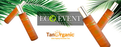 Tan Organic Giveaway Earth Day
