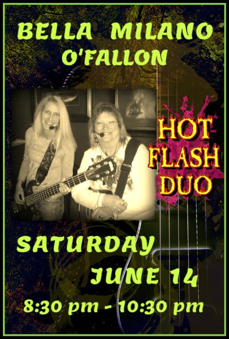 Hot Flash 6-14-14