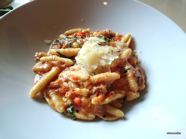 Ricotta Cavatelli with Wild Boar Ragu