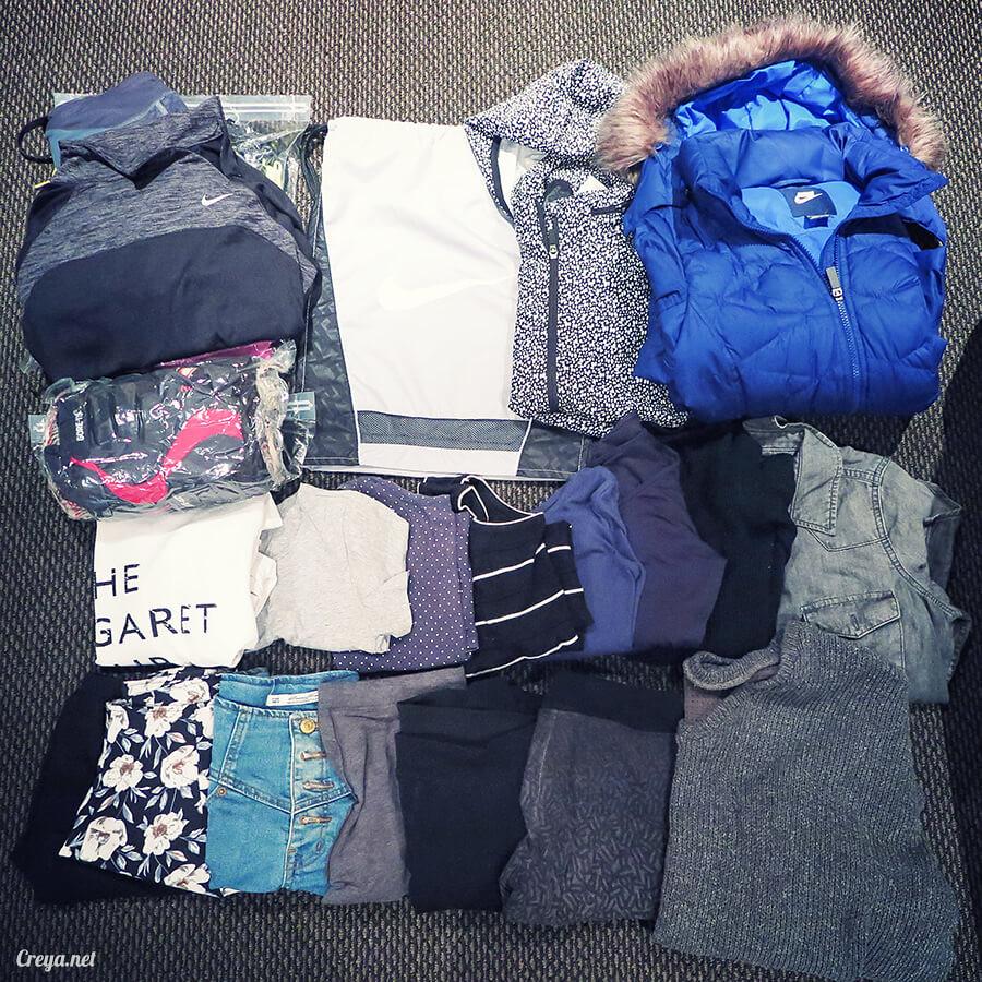 2016.05.21 ▐ 紐到天涯海腳 ▐ 打工度假(或長程旅行)該如何打包?行李準備的經驗談 12