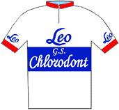 Leo-Chlorodont - Giro d'Italia 1955
