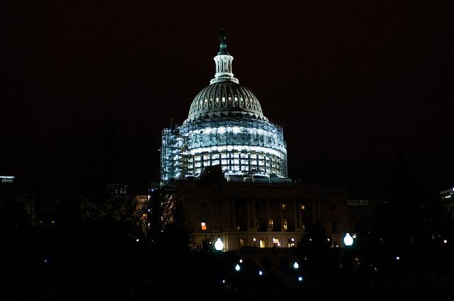 U.S. Capitol Dome Restoration