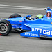 Tony Kanaan on the roll by patentboy