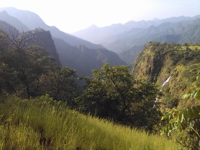 Khadshi waterfall, bhivaci kathi, jagbudi valley and vadgaon