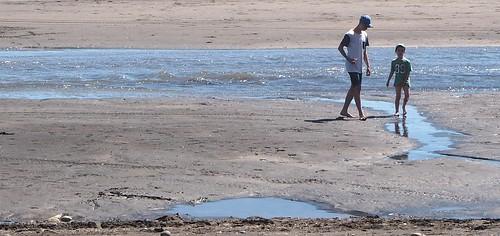 beach water jack sand jasper