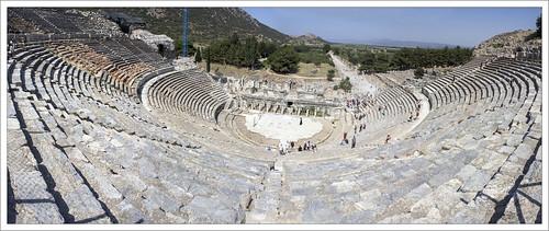 Theater of Ephesus (Turkey)