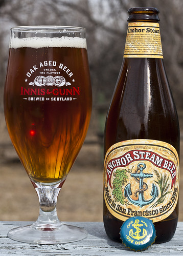 Review: Anchor Steam - Revisited after 8 years by Cody La Bière