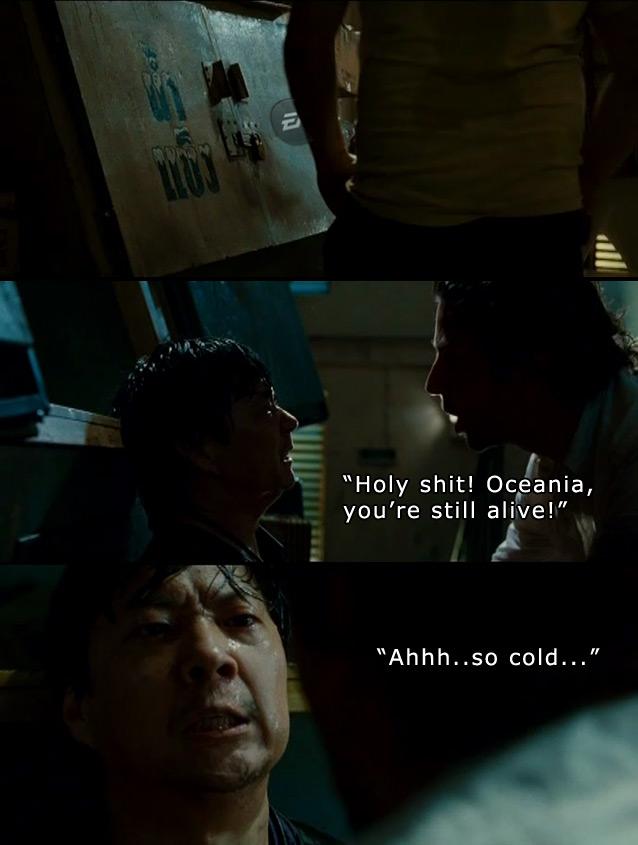 Oceania's Hangover