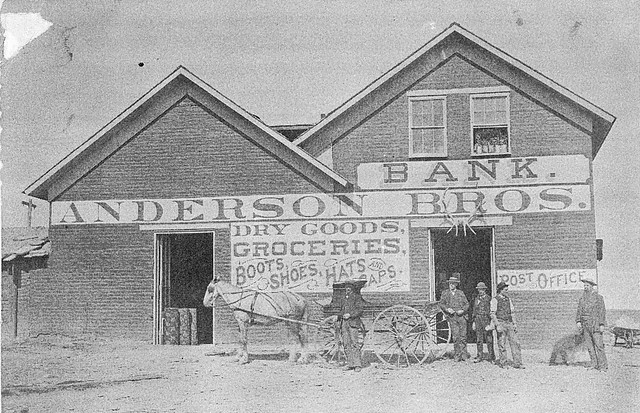 Anderson Bros Bank/grocery