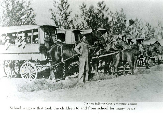 School Wagons