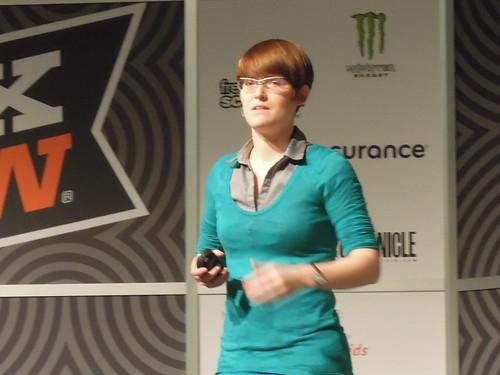Amber Case keynote, SXSW 2012