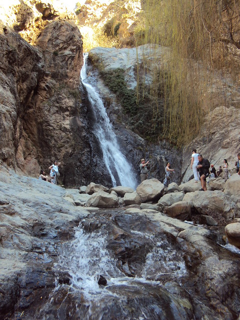 Morocco Trip - Day 2 - Ourika waterfall