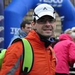 Jan Hlavička při Hervis půlmaratonu, foto: archív Jana Hlavičky