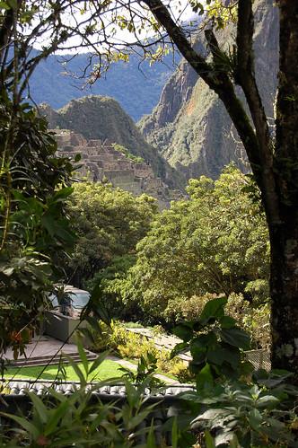 Machu Picchu em grande estilo