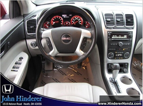 pre owned 2008 gmc acadia interior columbus oh flickr photo sharing. Black Bedroom Furniture Sets. Home Design Ideas