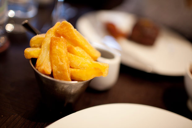Dinner Heston Blumenthal Chips