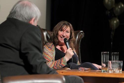 Kay Mellor talks to Bill Lawrence