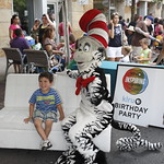 KLRU 50th Birthday Party 2012 379 Cat in the Hat!