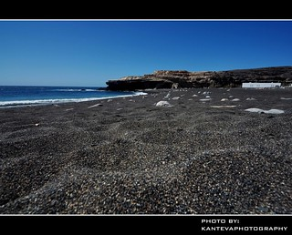 Ajuy beach (Fuerteventura, Canary Islands, Spain)