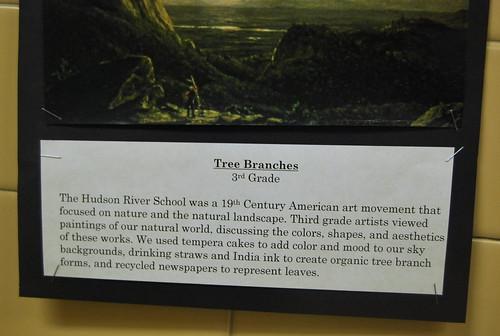 tree branch art explanation