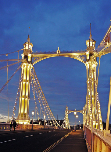 Albert Bridge #2