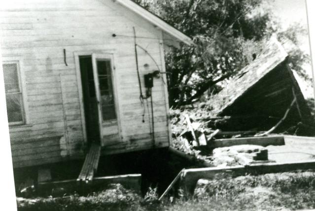 Teton Flood Damage
