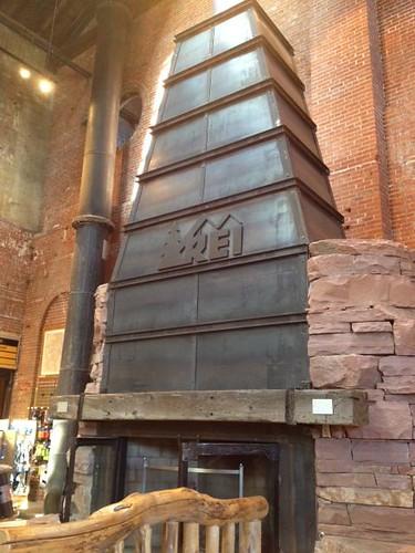 REI Fireplace