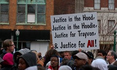One Million Hoodie March for Trayvon Martin by MySouthSideStand