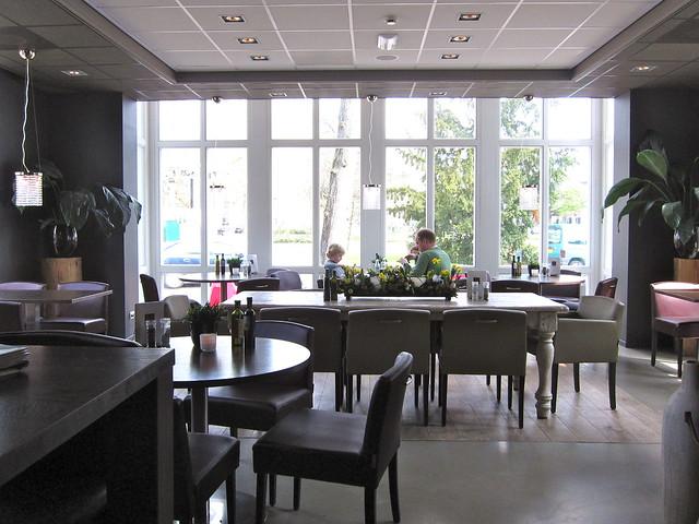 Auberge Vincent Hotel restaurant