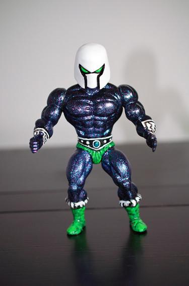 Galaxxor Cyborg Space Barbarian