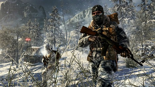 Black Ops 2 Multiplayer Debut Trailer Released