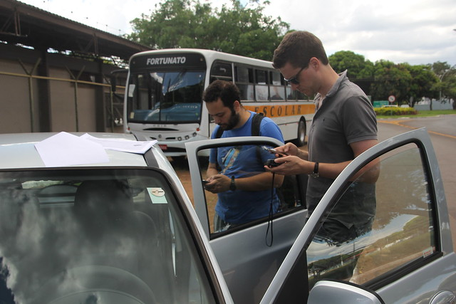 Getting started for surveying the Cruzeiro neighborhood of Brasilia