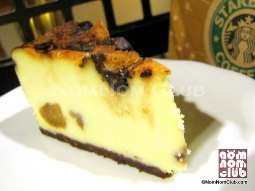Cookie Crumble Cheesecake
