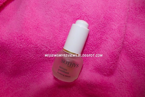 sothys purifying serum