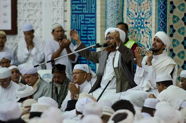 Lantunan Mahabbah Rasulillah