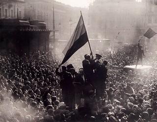 La proclamación de la Segunda República (Madrid, 1931)
