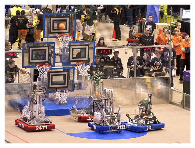 First Robotics Championship 2