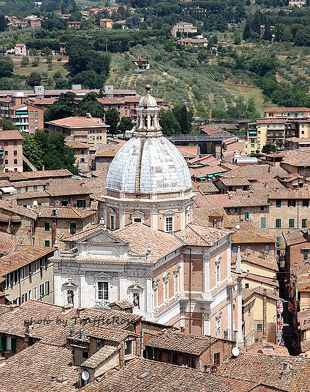 西耶納。Siena-110531