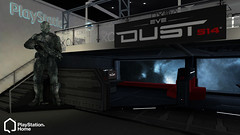 DUST 514 - 2012 E3 Virtual Booth in PlayStation Home