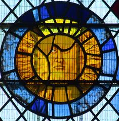16th Century sun
