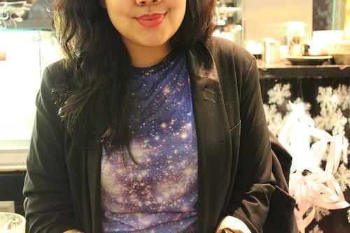 gill's galaxy tshirt