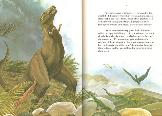 Rourke Tyrannosaurus