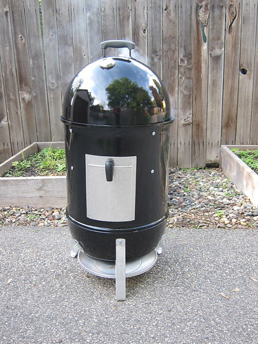 Weber Smokey Mountain Smoker